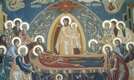 Predica Părintelui Spiridon de Praznicul Adormirii Maicii Domnului – 15 august 2020