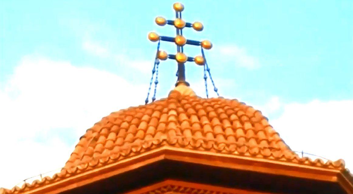 """Crucea lui Baphomet – deasupra tot mai multor episcopii și catedrale """"ortodoxe"""" renovate ori proaspăt construite în România…"""