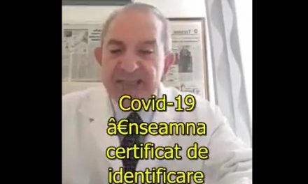 Medic italian mărturisind adevărul ascuns despre coronavirus (material video cenzurat de facebook)