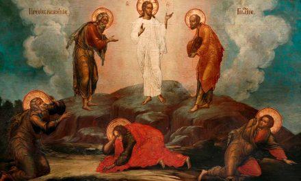 Predica Părintelui Spiridon Roșu la Schimbarea la Față a Domnului – 6 august 2020