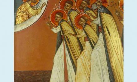 Predica Părintelui Ciprian Ioan Staicu la hramul Sfinților Martiri Brâncoveni – 16 august 2020