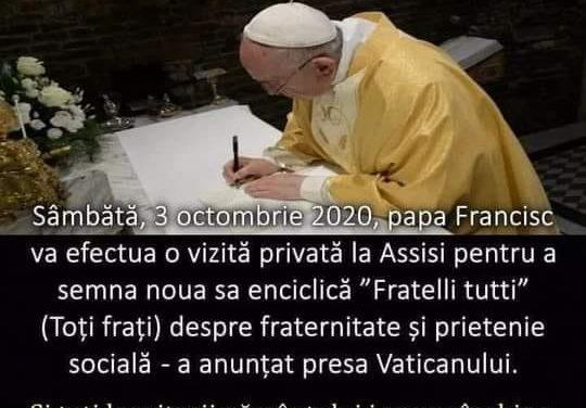 Despre întâlnirea de la Assisi care va pecetlui unirea ortodocșilor cu toți ereticii – Pr. Ieronim