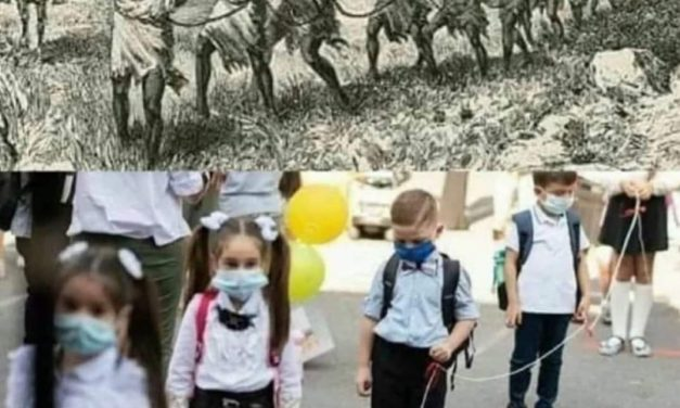 Hidra satanisto-masonico-neo-nazistă atacă frontal ce are mai de preț neamul românesc – copiii