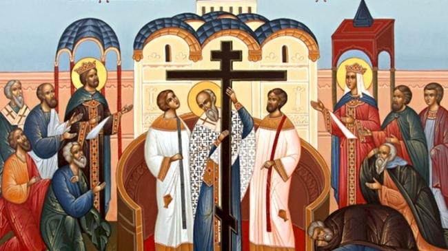 PREDICA PĂRINTELUI Ieronim LA DUMINICA DINAINTEA ÎNĂLȚĂRII SFINTEI CRUCI – 13 SEPTEMBRIE 2020