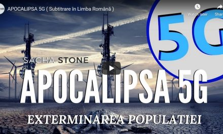 APOCALIPSA 5G EXTERMINAREA POPULAȚIEI – Documentar EXCEPȚIONAL de Sacha Stone