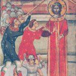 """Îndemn la înțelepciune. Ultima armă a satanei este amenințarea cu suferința și moartea. """"Îndrăzniți! Eu am biruit lumea!"""" (Ioan 16, 33)"""