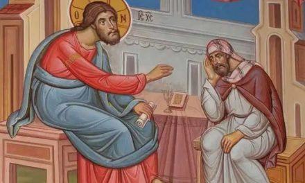 Predica Părintelui Antonie la Duminica dinaintea Înălțării Sfintei Cruci – 13 septembrie 2020