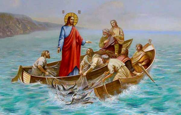 Părintele Antonie – Predică la pilda: Pescuirea minunată – 27 septembrie 2020
