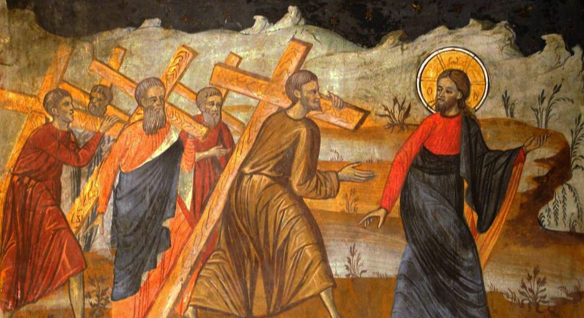 Părintele Antonie – Predică la luarea Crucii și urmarea lui Hristos – 20 septembrie 2020