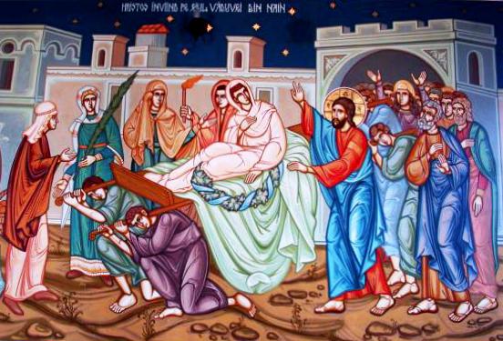 Predica Părintelui Antonie la Duminica a XX-a după Pogorârea Sfântului Duh – Învierea fiului văduvei din Nain – 18 octombrie 2020