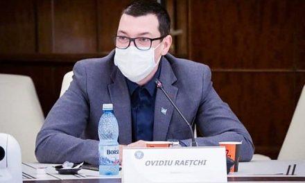 """La doi ani de la Referendumul Familiei, deputatul PNL Ovidiu Raețchi depune un nou proiect de lege privind """"parteneriatul de viață"""" pentru homosexuali: """"Ar fi stingheritor pentru România să încheiem și anul 2020 fără o formă juridică specifică"""""""