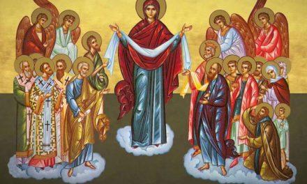 Predica Părintelui Ghedeon la Acoperământul Maicii Domnului – 1 octombrie 2020