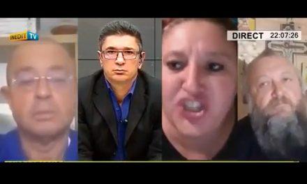 Atitudinea D-nei Avocat Diana Ivanovici Șoșoacă față de recentele măsuri sataniste ale Guvernului României – (video)