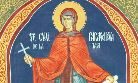 Predica Părintelui Ieronim la Sărbătoarea Sfintei Cuvioase Parascheva – 14 octombrie 2020