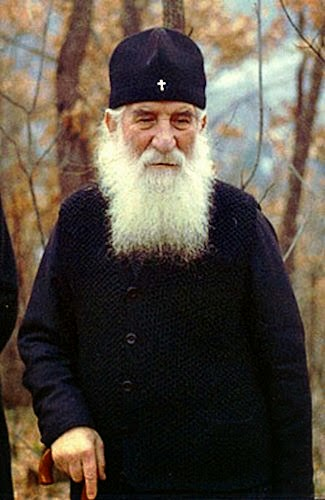 """Sfântul Iustin Popovici – """"Omul, între Dumnezeu și diavol"""""""