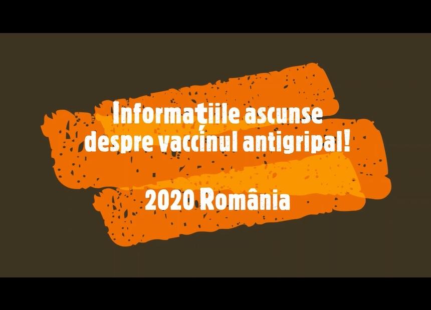 Vaccinul suspectat că a ucis în Coreea, acum în România!