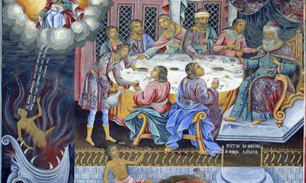 Predica Părintelui Ieronim la pilda bogatului nemilostiv și săracul Lazăr – 1 noiembrie 2020