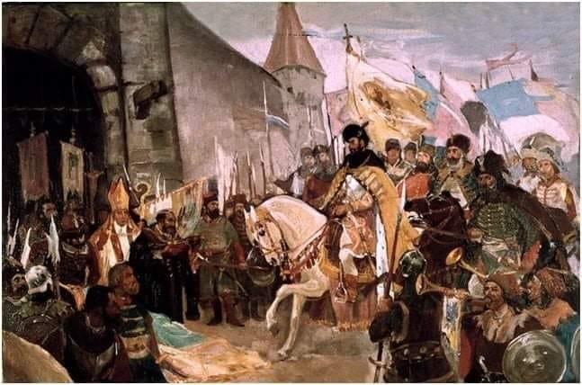 LECȚIA DE ISTORIE – 1 noiembrie: Intrarea lui Mihai Viteazul în Alba Iulia