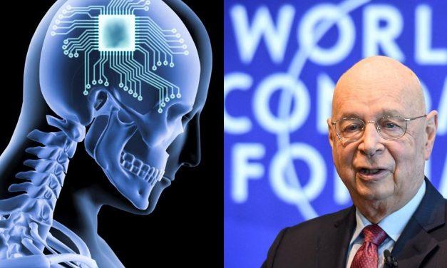 """Klaus Schwab, """"părintele"""" Forumului Economic Mondial, vorbește de cipuri implantabile în creier: """"Marea Resetare va duce la contopirea identității noastre fizice, digitale și biologice"""". Tehnologia va permite autorităților să """"pătrundă în spațiul minții"""""""