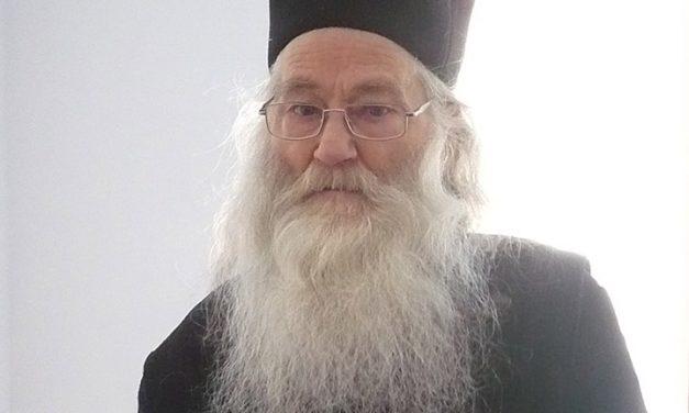 Pr. Justin Pârvu – Diavolul s-a întrupat în acest sistem politic și se luptă cu noi prin ei, mai aprig ca niciodată