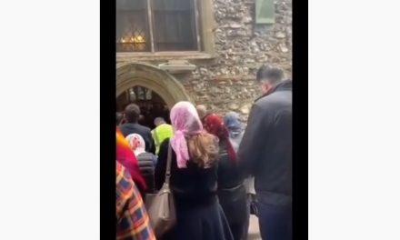 EXCEPȚIONALĂ predică a unui preot român din Anglia – pentru TOȚI românii care vor să-și mântuiască sufletul
