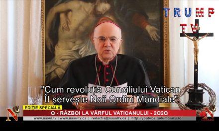 Război la vârful Vaticanului