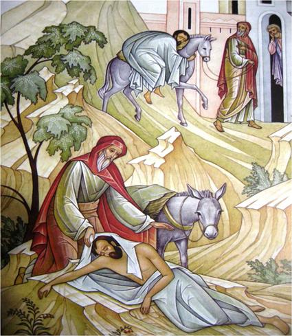 Predica Părintelui Ieronim la pilda samarineanului milostiv – 15 noiembrie 2020 – Începutul Postului Nașterii Domnului