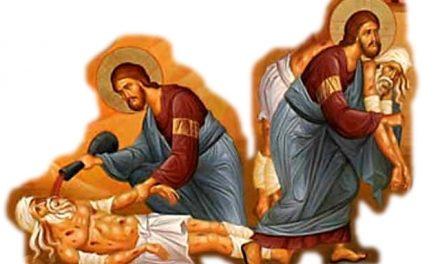 Predica Părintelui Antonie la pilda samarineanului milostiv – 15 noiembrie 2020 – Începutul Postului Crăciunului