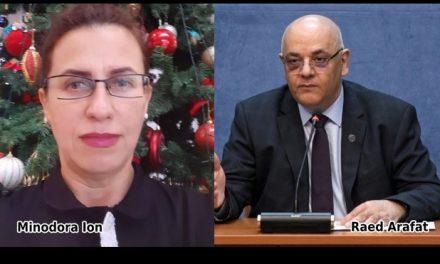 Avocatul Minodora Ion: ARAFAT NU avea COMPETENȚA de a stabili măsura OBLIGĂRII de a purta MASCĂ