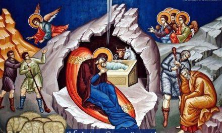 Predica Părintelui Andrei la Praznicul Nașterii Domnului – 25 decembrie 2020