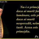 Părintele Ilie Cleopa – de 22 ani la Domnul