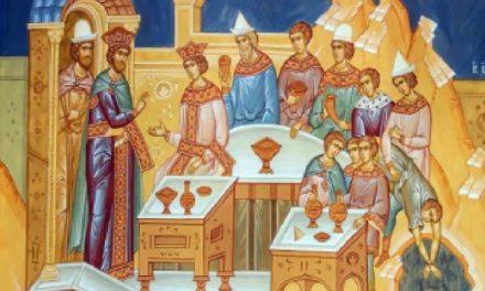 Predica Părintelui Antonie la Pilda celor poftiți la cină – 13 decembrie 2020