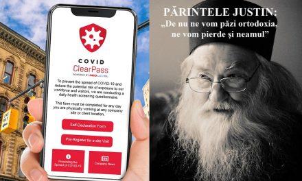 Profețiile Părintelui Justin Pârvu se împlinesc azi: Veți fi căutați și în crăpăturile pământului pentru vaccinare și acte biometrice. Să nu le acceptați! Național: Cine nu se vaccinează va fi exclus social!