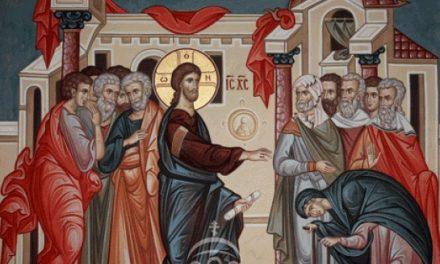 Predica Părintelui Ieronim la Tămăduirea femeii gârbove și praznicul Sfântului Nicolae – 6 decembrie 2020