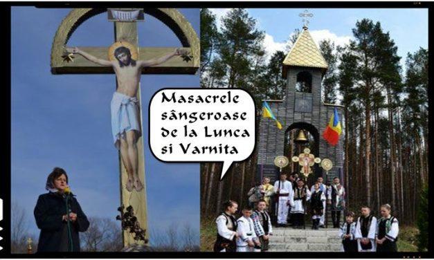 GOLGOTA NEAMULUI ROMÂNESC – 80 de ani de la tragedia de la Lunca