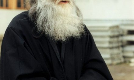 """""""Masoneria stă la pândă să vadă când se prăbuşeşte muntele acesta, bastionul Ortodoxiei – au răbdare. Se pare că suntem printre ultimii supravieţuitori ai Ortodoxiei"""" – Părintele Iustin Pârvu"""