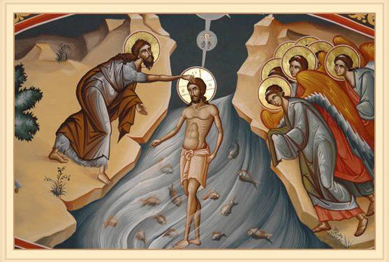 Predica Părintelui Ieronim la Duminica după Botezul Domnului – 10 ianuarie 2021