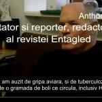 Vaccinurile, VACCINAREA MORTALĂ și al 3-lea lanț de ADN. Anthony Patch – cercetător și reporter, redactor șef al revistei Entagled (video de 9 min)