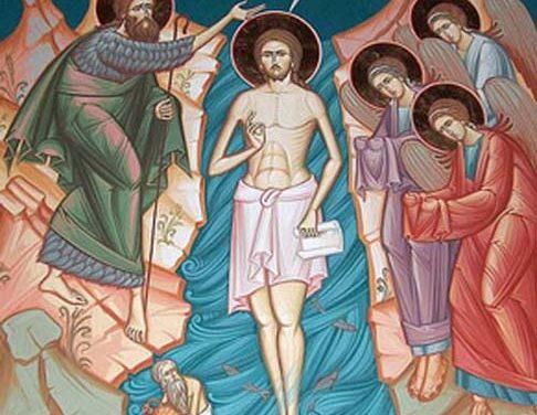 Predica Părintelui Xenofont de Bobotează, 6 ianuarie 2021. Despre Botezul Domnului și despre nașii de botez
