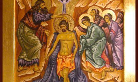 Predica Părintelui Xenofont la Duminica după Botezul Domnului – 10 ianuarie 2021
