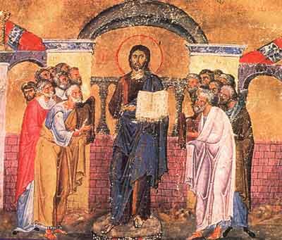 Predica Părintelui Antonie la Duminica după Botezul Domnului (Începutul propovăduirii Domnului) – 10 ianuarie 2021