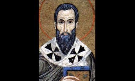 Predica Părintelui Xenofont la sărbătoarea Sfântului Vasile cel Mare, 1 ianuarie 2021