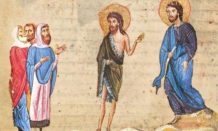 Predica Părintelui Xenofont la Duminica dinaintea Botezului Domnului – 3 ianuarie 2021