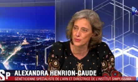 """Alexandra HENRION-CAUDE, genetician și specialist în ARN: """"A utiliza această moleculă la indivizi sănătoși, din punctul meu de vedere, este NEBUNIE curată"""". Despre VACCINUL GENIC EXPERIMENTAL și efectele secundare de termen lung: """"Suntem într-un experiment total!"""""""