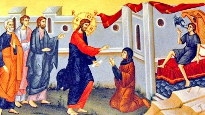 Predica Părintelui Ieronim la Duminica femeii cananeence – 14 februarie 2021