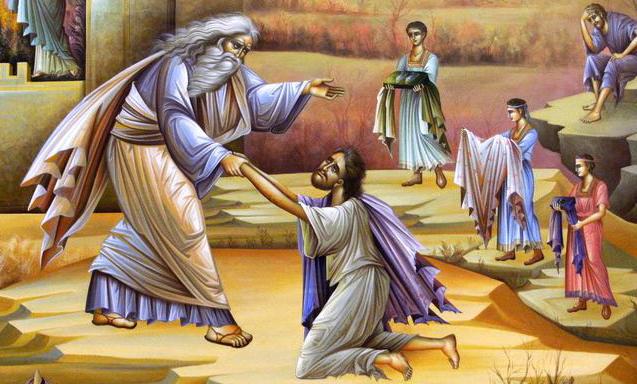 Predica Părintelui Antonie la Duminica Fiului Risipitor – 28 februarie 2021