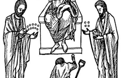 Predica Părintelui Antonie la Duminica a XVI-a după pogorârea Sfântului Duh (Pilda talanților) – 7 februarie 2021
