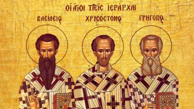 Predica Părintelui Antonie la Sfinții trei Ierarhi: Vasile cel Mare, Grigorie Teologul și Ioan Gură de Aur – 30 ianuarie 2021