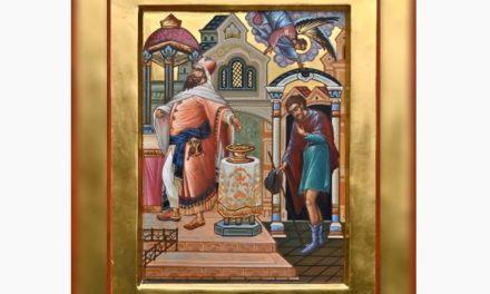 Predica Părintelui Antonie la pilda Vameșului și a Fariseului (Începutul Triodului) – 21 februarie 2021