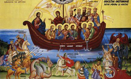 Predica Părintelui Antonie la Duminica Ortodoxiei – 21 martie 2021
